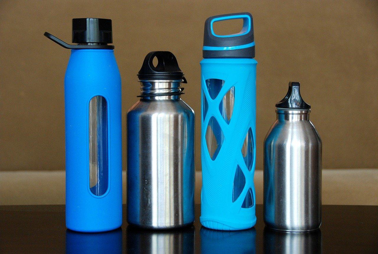 vattenflaska utan plast